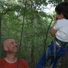 kindercoaching met boomklimmen door Bureau Buitenlucht Den Haag